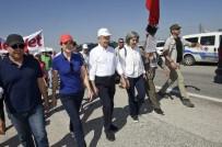 SELVİ KILIÇDAROĞLU - CHP'nin 'Adalet Yürüyüşü'nün 3.Günü