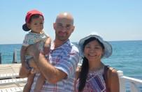 ÇİNLİ - Çinlileri Kahkahaya Boğan Türk Rıfat Memleket Hasreti Gideriyor
