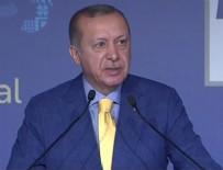 BASIN KARTI - Cumhurbaşkanı Erdoğan iftar programında konuştu