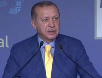 Cumhurbaşkanı Erdoğan'dan CHP'nin yürüyüşüne ilk tepki
