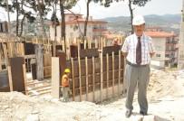 DEPREM RİSKİ - Deprem Gerçeğini Yaşayan İzmir'e 'Riskli Bina' Uyarısı