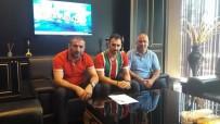 NAZİLLİ BELEDİYESPOR - Diyarbekirspor'dan Bir Transfer Daha