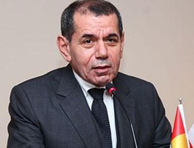 Dursun Özbek: Fıstık gibi Galatasaray'ı bırakacağım