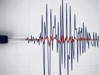 EGE DENIZI - Ege Denizi'nde 4,5 büyüklüğünde deprem