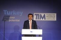 NİHAT ZEYBEKÇİ - Ekonomi Bakanı Nihat Zeybekçi Açıklaması 'Şu Ana Kadar 71 Uçak İle 5 Bin Ton Gıda Maddesi Katar'a Ulaştı'
