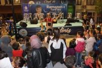 DANS GÖSTERİSİ - Elmalı Ve Finike'de Ramazan Coşkusu Yaşandı