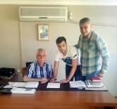 SAMSUNSPOR - Ercan Yazıcı 2 Yıl Daha Samsunspor'da
