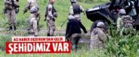 ŞEHİT ASKER - Erzurum'dan acı haber: 1 şehit
