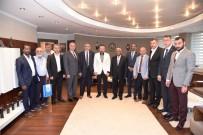ETIYOPYA - Etiyopya Büyükelçisi Başkan Doğan'ı Ziyaret Etti