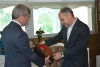 MEDENİYETLER - Gençlik Ve Spor Bakanı Çağatay Kılıç Bitlis'te