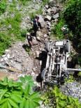 Giresun'da Trafik Kazası Açıklaması 1 Ölü, 1 Yaralı