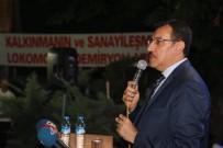 HıZLı TREN - Gümrük Ve Ticaret Bakanı Tüfenkci Açıklaması 'Adalet Sokaklarda Aranmaz'
