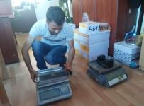 Hisarcık'ta Ölçü, Tartı Aletlerinin Damga Ve Muayene İşlemleri
