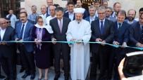 MERYEM ANA - Kaynak Ve Görmez, Tarihi Caminin Açılışını Yaptı
