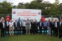 SİVİL DAYANIŞMA PLATFORMU - Kayseri ASKF Başkanı Yeniden Musa Soykarcı