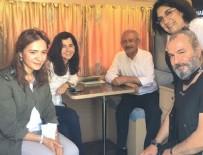 GAMZE AKKUŞ İLGEZDİ - Kılıçdaroğlu'na terör sevici oyuncudan destek