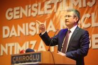 İL DANIŞMA MECLİSİ - 'Kılıçdaroğlu'nun Yürüyüşü FETÖ'ye Destektir'