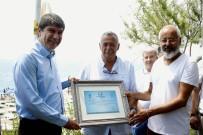 KATI ATIK TESİSİ - Konyaaltı Sahili Yeniden 8 Mavi Bayrak