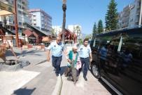 ZABITA MÜDÜRÜ - Kumluca'da Zabıtadan Dilenci Operasyonu