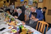Kütahya Valiliğinden Gaziler Ve Ailelerine İftar