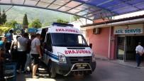 MERKEZ EFENDİ - Manisa'da Hastaneye Kaldırılan Askerlerin Hepsi Taburcu Oldu