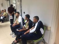 MERKEZ EFENDİ - Manisa'da Hastaneye Sevk Edilen Asker Sayısı 69'A Yükseldi