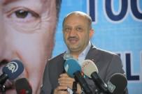 İBRAHIM KARAOSMANOĞLU - Milli Savunma Bakanı Işık Açıklaması 'Sadece Bu Hafta 12 Bayraktar'ı TSK'ya Teslim Ettik'
