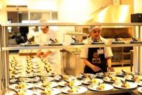 KABAK DOLMASı - Mutfak Sanatları Merkezinde Lezzet Şöleni