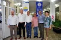 VERGİ DAİRESİ - Nazilli'de Elektrikçiler İftarda Buluştu