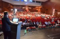 YÜZÜNCÜ YıL ÜNIVERSITESI - Öğretmenlere 'Kuşaklar Arası Değişim Ve Türkçe' Konulu Konferans Verildi