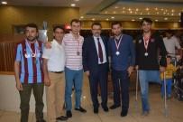 AMPUTE FUTBOL - Ortahisar Ampute Futbol Takımından Büyük Başarı