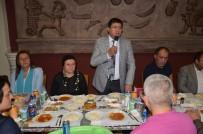 MİLLİ EĞİTİM MÜDÜRÜ - Osmancık'ta Şehit Aileleri Ve Gazilere İftar