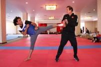 SERVET TAZEGÜL - Tekvando Milli Takımı Dünya Şampiyonası'na Hazır