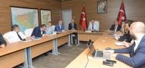AHMET ALTIPARMAK - Pamukkale'ye Gelecek Turist Sayısının Artması İçin Toplantı Yapıldı