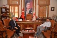 KAYALı - Pazaryeri Müftüsü Kayalı'dan Başkan Yağcı'ya Ziyaret