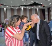 İBRAHIM ŞAHIN - Samsun Koruyucu Aile Sıralamasında 7. Sırada