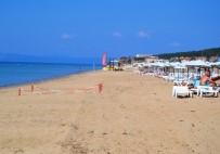 TURİZM SEZONU - Sarımsaklı Plajları Bayrama Hazır