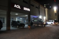 SİVAS VALİSİ - Silah Kazayla Ateş Aldı, 3 Polis Yaralandı