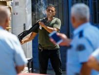 ÖZEL HAREKAT POLİSLERİ - Silahla etrafa rastgele ateş açan eski eşe operasyon