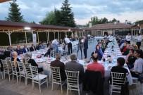 TALAS BELEDIYESI - Talas Belediyesi İlçe Yöneticilerini İftarda Buluşturdu
