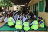 GÖRME ENGELLİ - TİKA'dan Çad'a Gıda Yardımı
