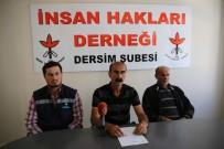 AHMET YıLMAZ - Tunceli'de Aracı Yakılan Öğretmenin Ailesi İyi Haber Bekliyor