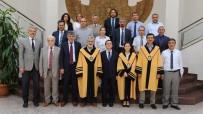 PROFESÖR - Unvanda Yükselen Akademisyenlere Cübbeleri Giydirildi