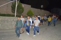 MUSTAFA HAKAN GÜVENÇER - Vali Güvençer Hastanede Askerleri Ziyaret Etti