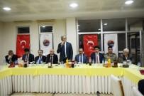 Vali Özefe, İl Genel Meclis Üyeleri Ve Muhtarlarla İftarda Buluştu
