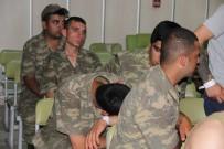 MERKEZ EFENDİ - '44 Askerin Tedavisi Devam Ediyor'