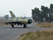 AMERIKA BIRLEŞIK DEVLETLERI - ABD'de Suriye'de uçak düşürdü