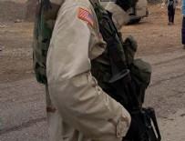 ÖZEL KUVVETLER - ABD Özel Kuvvetlerinin Suriye sınırına konuşlandığı iddiası