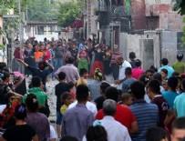 ÇEVİK KUVVET - Adana'da iki aile arasında kavga çıktı