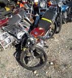 Adıyaman'da Motosiklet Takla Attı Açıklaması 1 Yaralı